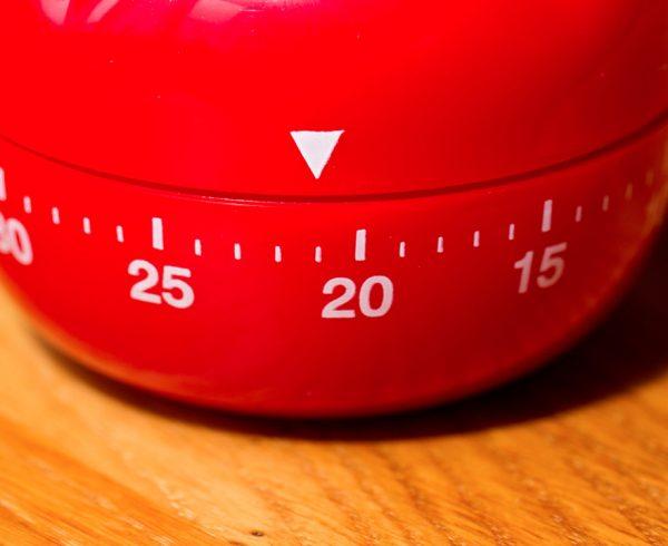técnica pomodoro e gerencimaneto do tempo