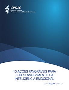 """Capa do whitepaper """"10 Ações favoráveis para o Desenvolvimento da Inteligência Emocional"""""""